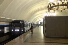 Отравленный мужчина упал в обморок в метро Петербурга