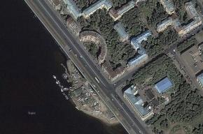 Смольный уменьшил полуостров в створе Таллинской улицы