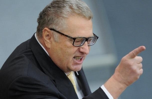 Жириновский о терактах в Европе: «Пусть подыхают»