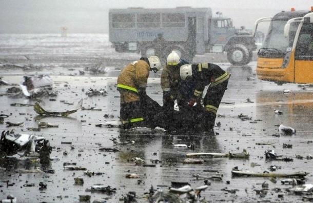Последние секунды в кабине рухнувшего под Ростовом самолета стоял