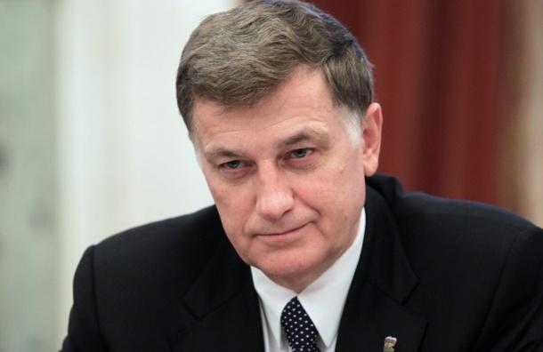 Макаров прокомментировал нарезку округов в Петербурге