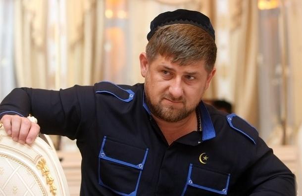 Кадырова наградили за развитие бокса поясом WBA