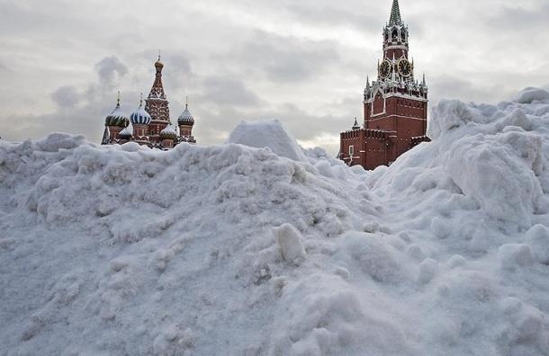 Синоптики обещают жителям столицы морозный Армагеддон