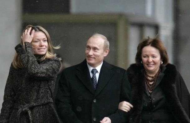 Путин стал дедушкой