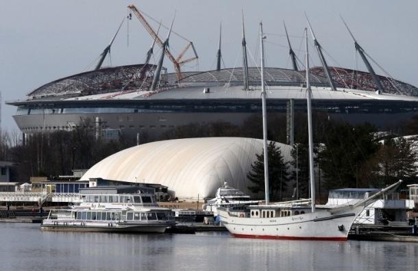 Строящийся в Петербурге новый стадион получит название «Крестовский»