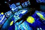 """Фоторепортаж: « Выставка """"ВАН ГОГ - Живые полотна"""" снова в Санкт-Петербурге! »"""