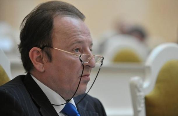 Депутата ЗакСа Нотяга подозревают в получении взятки в особо крупном размере
