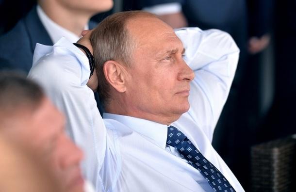 Состояние Владимира Путина оценили в два миллиарда долларов