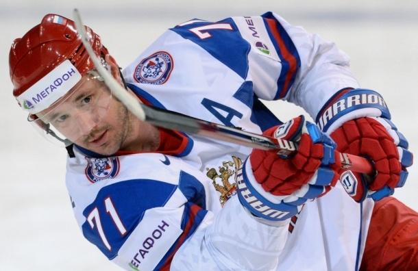 Агент Ковальчука прокомментировал отсутствие хоккеиста в команде сборной России