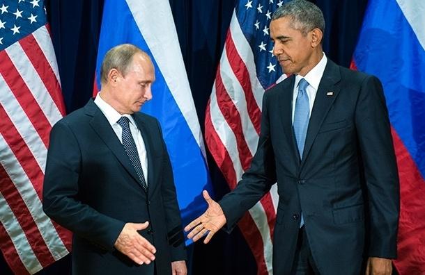 Стали известны подробности телефонного разговора Путина и Обамы