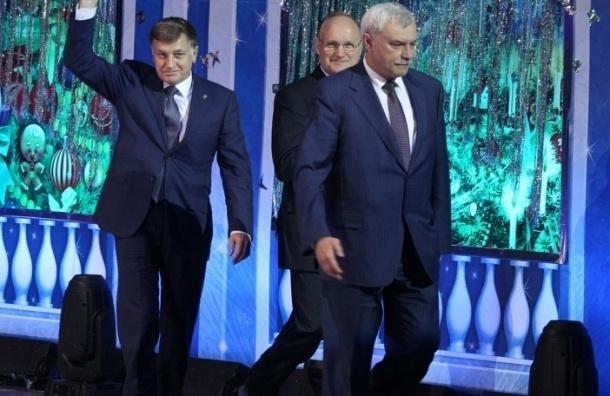 Полтавченко с Макаровым уехали в Бахрейн