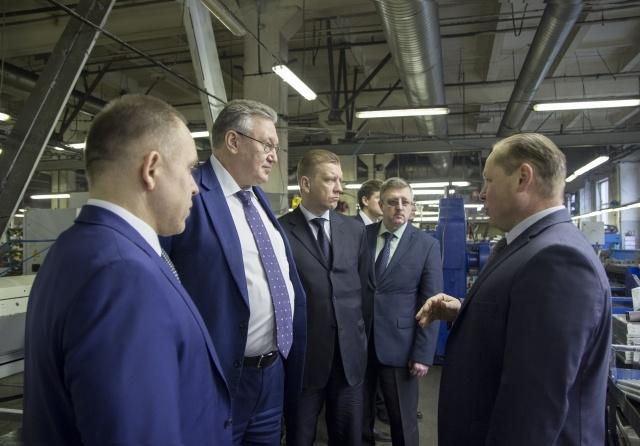 Санкт-Петербург поддержит инвестпроекты ТАУРАС-ФЕНИКС: Фото