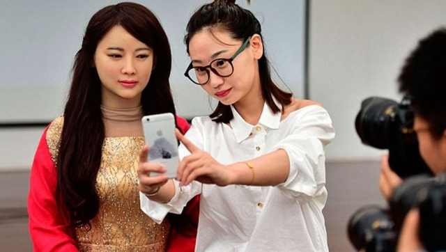 Суперженщину создали в Китае: Фото