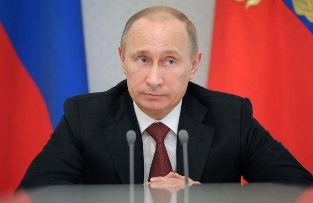 Журнал Time опустил Путина с первого на 29 место в списке самых влиятельных людей мира