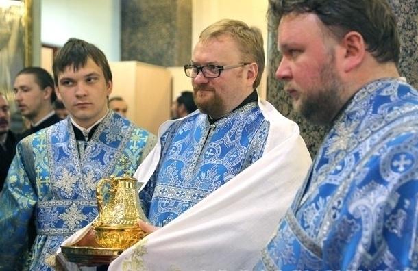 Милонов начал борьбу с секс-туризмом