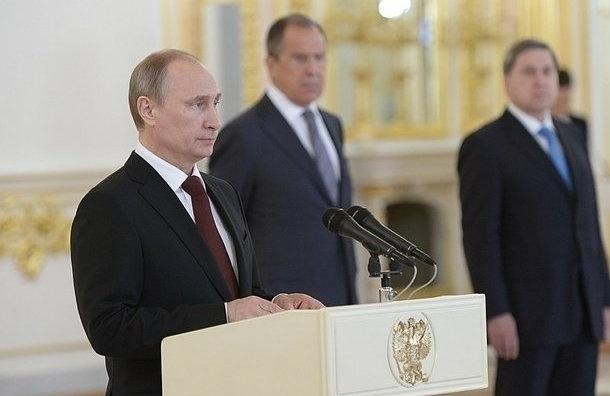 Путин поедет в Петербург для встречи с депутатами