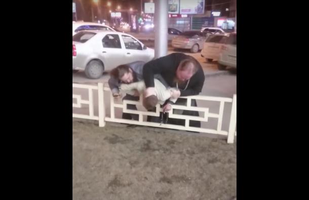 Низложенный игумен Феодосий устроил побоище после ДТП в Новосибирске