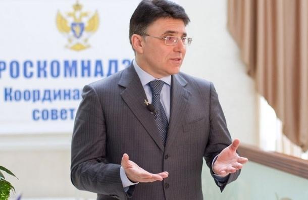 Глава Роскомнадзора ответил на обвинение давлении на СМИ