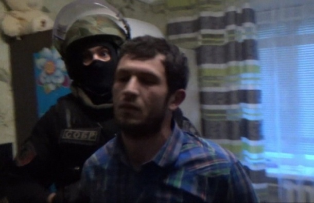 Террорист ИГИЛ, пойманный в Петербурге, год воевал в Сирии