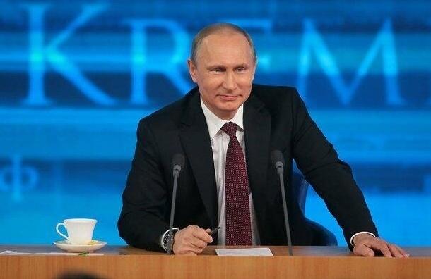 «Прямая линия с Владимиром Путиным» началась в Москве