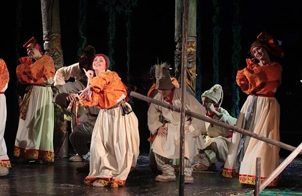 «Арлекин» как скорая помощь детскому театру