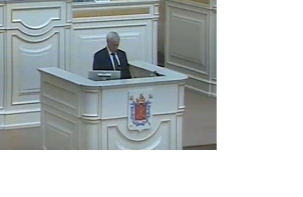 Полтавченко: Живем по средствам