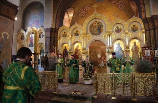 Вербное воскресение празднуют православные