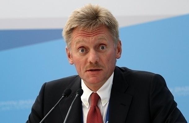 Песков рассказал об извинениях США перед Путиным