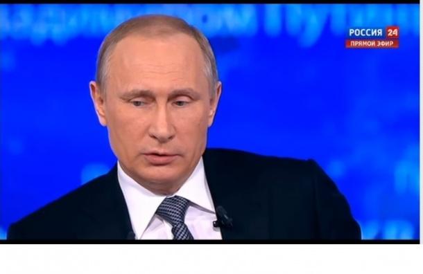Путину нравится «Единая Россия»