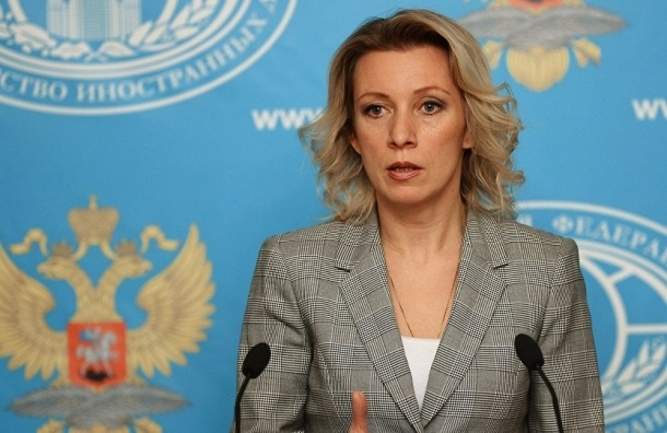 Захарова объявила конкурс на лучший комментарий на жалобы Латвии