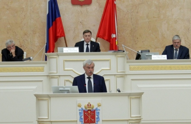 Контуры парламента