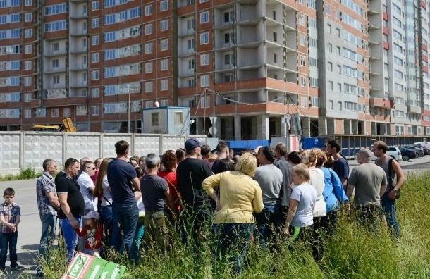 Обыски по делу об убийстве дольщика ГК «Город» начались в Петербурге