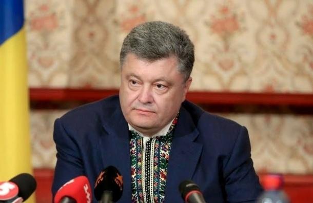 Порошенко сравнил последствия аварии на Чернобыльской АЭС с «российской агрессией»