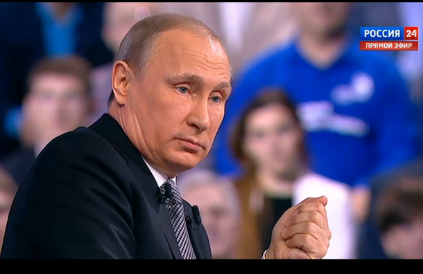 Путин прокомментировал допинговый скандал