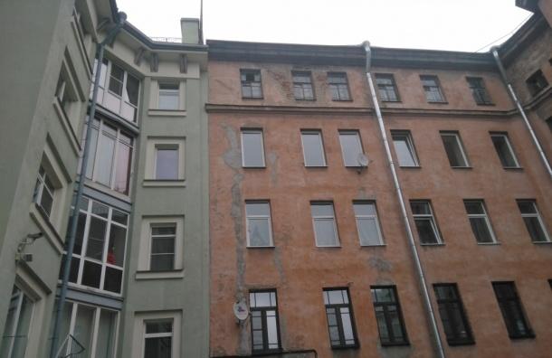 Слияние домов по-петербургски