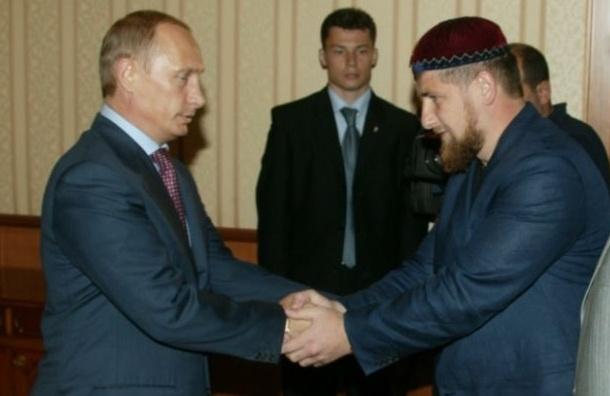 Кадыров отреагировал на замечание Путина во время «Прямой линии»