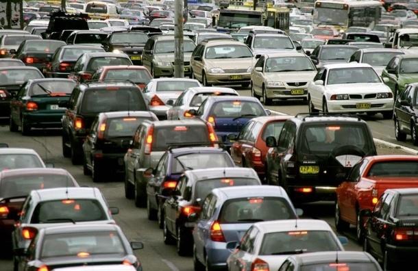 Петербург ждут аномальные пробки