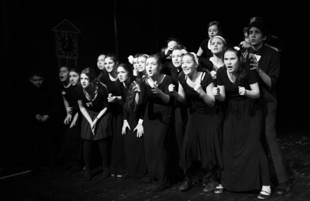 Студия «Театр-Класс» отметит 20-летие на сцене ТЮЗа