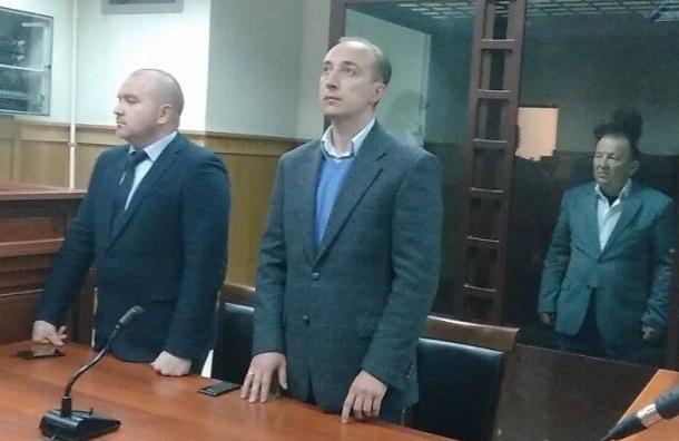 Вячеслав Нотяг отправился в «Кресты» до суда