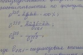 Списанный реферат со сбитой кодировкой вместо формул сдала студентка из Пензы