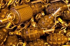 Посылку с гранатами нашли в аэропорту Пулково