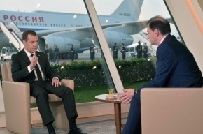 Медведев допустил