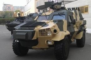 Украинские броневики «Дозор-Б» потрескались на итоговых испытаниях