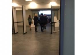 Паспортный контроль приостановлен в Пулково