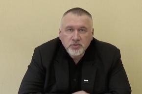 Сатанист пнул помощника Милонова Анатолия Артюха