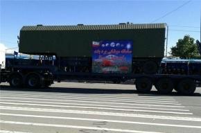 Российские С-300 показал Иран на военном параде