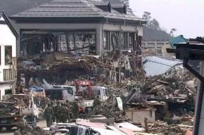 Количество погибших землетрясений в Японии достигло 37 человек