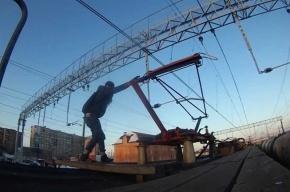 Зацепера сняли с электрички на станции Дачное