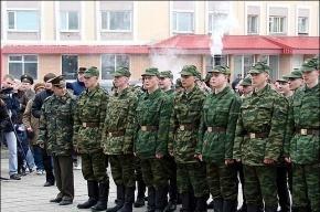 Коррупционную схему «откоса» от армии раскрыли в Москве