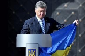 Порошенко заявил, что через его зарубежный счет не прошло «ни одного пенса из Украины»
